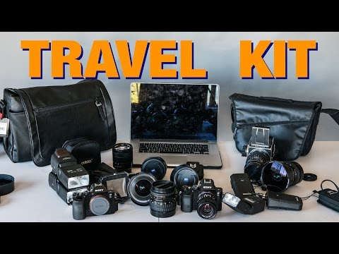 Travel Kit - What's In My Bag