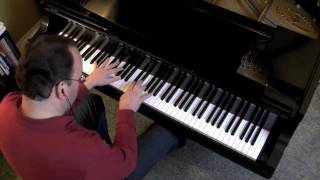 Video I Fall In Love Too Easily -- jazz acoustic piano solo MP3, 3GP, MP4, WEBM, AVI, FLV Maret 2018