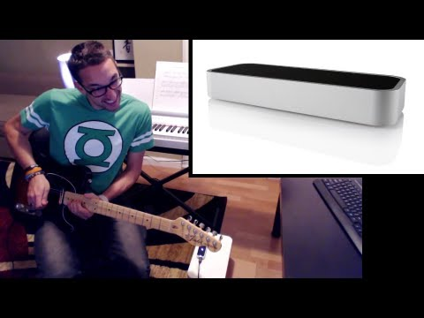 Leap Motion Sensors Turned Into Musical Device – Video