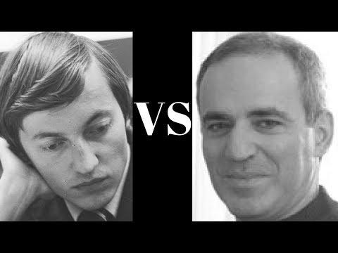 Karpov vs Garry Kasparov