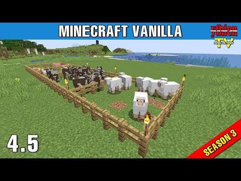 Minecraft Vanilla Livestream S03E4.5 - Đi Tìm Gia Súc - Thời lượng: 1 giờ và 29 phút.
