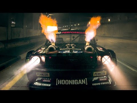 Gymkhana Ten: The Trailer