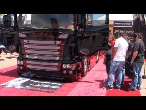 Download Video SARANTOS Scania You Truck Fiesta 2013
