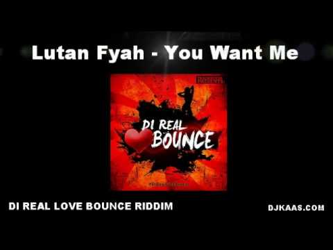 Di Real Love Bounce Riddim - Trackhouse records - March 2013