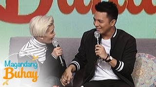 Video Magandang Buhay: KZ and TJ's love story MP3, 3GP, MP4, WEBM, AVI, FLV Mei 2018