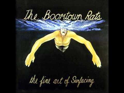 Tekst piosenki Boomtown Rats - Nothing happened today po polsku