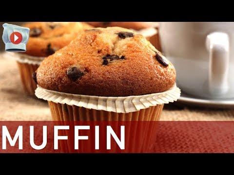 squisiti muffin al cioccolato.
