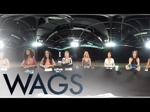 WAGS | Cast Reunion Special: 360º Drama | E!