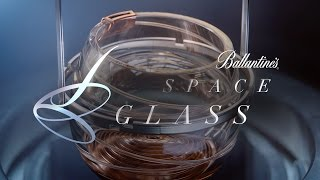 """宇宙でウィスキーを飲める日も近い!? Ballantine'sが""""無重力空間仕様のウィスキーグラス""""を開発中"""