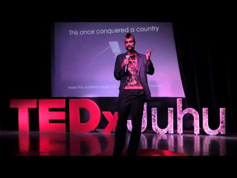 LaughGuru | Humour helps, everywhere | Vaibhav Devanathan | TEDxJuhu