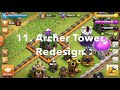 12 HIDDEN TH12 Update Features You Missed In The Clash of Clans Update  Video and MP3