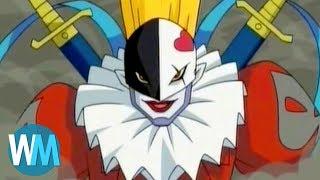Top 10 Digimon Villains