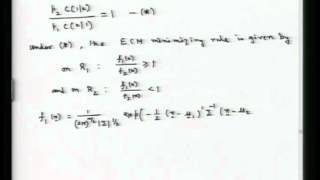Mod-01 Lec-32 Discriminant Analysis And Classification