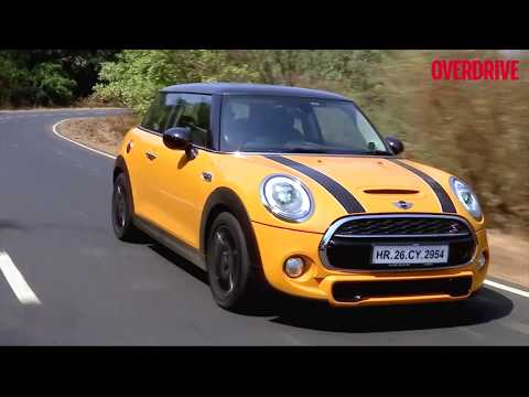 2017 Mini Cooper S JCW review in India | OVERDRIVE