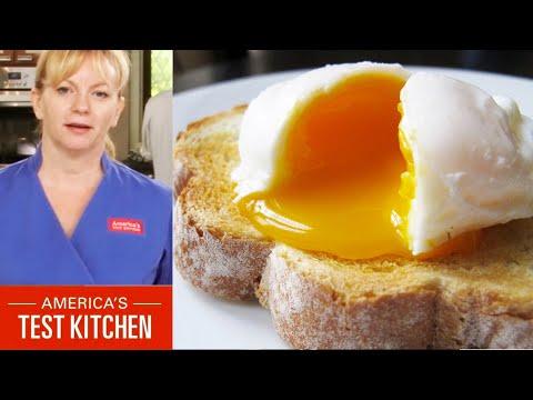 只要把白醋倒進沸水後才把雞蛋打進去煮,一直失敗的蛋料理就會瞬間大成功!