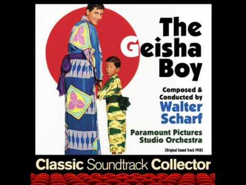 Tokyo Bound / Over Japan - The Geisha Boy (Ost) [1958]