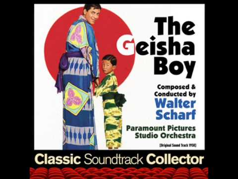 Tokyo Bound / Over Japan - The Geisha Boy (Ost) [1958]