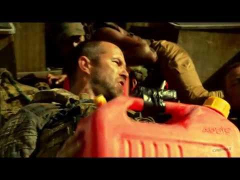Strike Back Season 3: Episode 1 Clip - River Chase