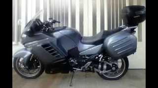 10. Kawasaki concours 14 2008