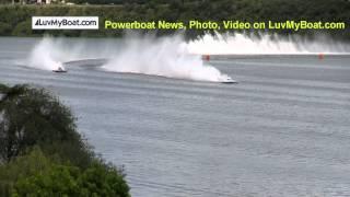 Karapiro New Zealand  City pictures : GP Hydro Worlds Final,Lake Karapiro, New Zealand 2012