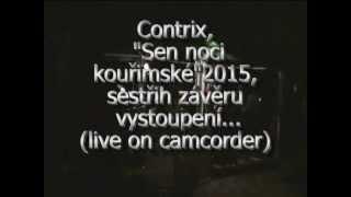Video Sen noci kouřimské,  sestřih závěru vystoupení