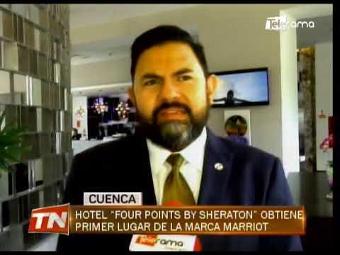 Hotel Four Points By Sheraton obtiene primer lugar de la marca Marriot