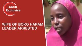 Boko Haram: NSCDC Arrests Wife Of Terrorist Sect Factional Leader | Pulse TV