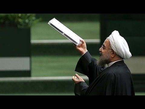 Ιράν: Για «χρυσή σελίδα» μιλά ο πρόεδρος Ροχανί- Αντιδρά το Ισραήλ