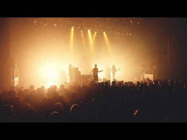 THE NOVEMBERS「Hallelujah」Live at STUDIO COAST 2016.11.11