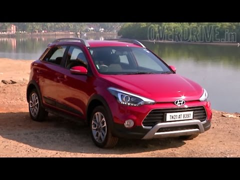 Hyundai i20 Active first drive review