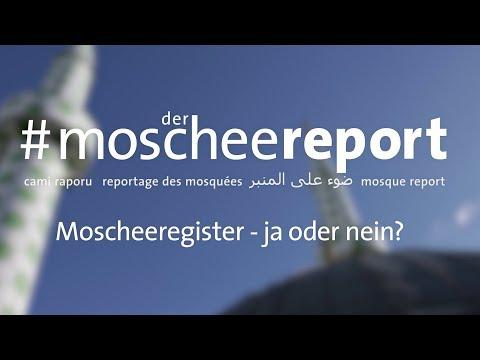 Moscheereport: Bisher nur Schätzungen - ein Register fü ...