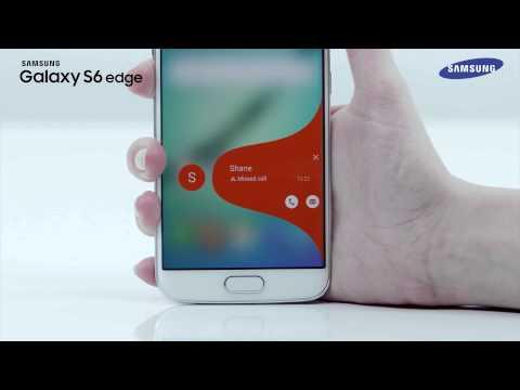 Samsung Galaxy S6 Edge - jak korzystać z funkcji ekranu krawędziowego