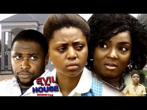 Evil in the House Season 3 $ 4  - Latest Nigeria Nollywood Movies 2017 movie