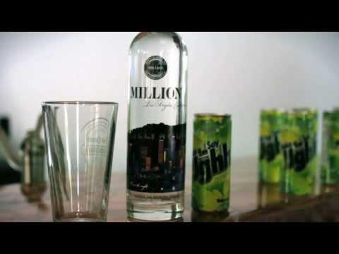 Million VodkaMillion Vodka