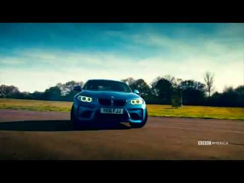 Chris Harris Reviews The BMW M2 - Top Gear (видео)
