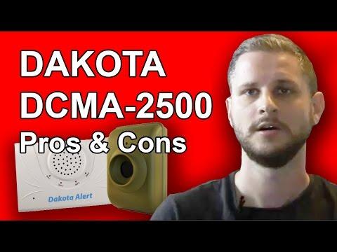 Review: Dakota Alert DCMA-2500 Wireless Driveway Alarm System