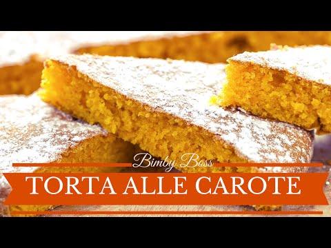 bimby - torta alla carota