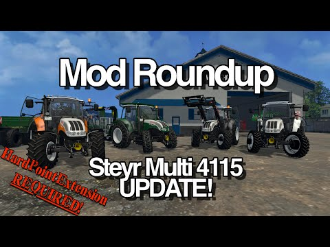 Steyr 4115 Multi Hardpoint v2.0