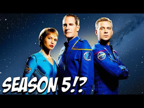 What IF We Got Season 5 Of Enterprise!?
