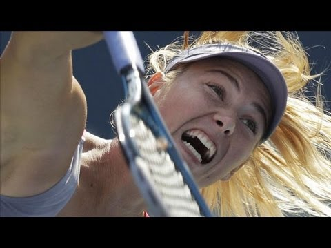 A Symphony of Tennis Grunts