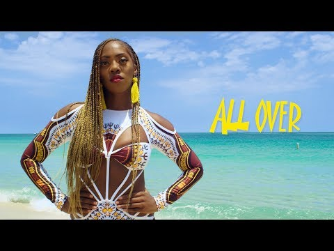 Out Now !! - All Over By Tiwa Savage