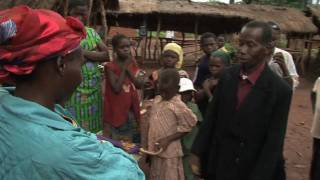 Fleeing armed violence in their village a year ago, Sorovo Sarvatoriopal and his family settled in Obo, whose population has...