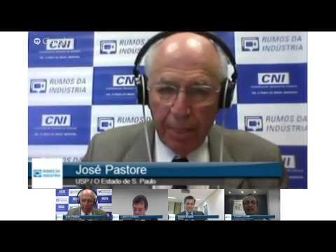 Professor da FEA-USP, José Pastore: Hangout sobre Terceirização