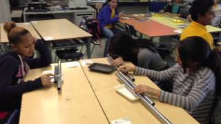 Building Instruments with Recycled Materials