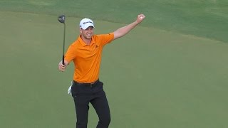 Daniel Berger fires a 3-under 67 to win the FedEx St. Jude by PGA TOUR