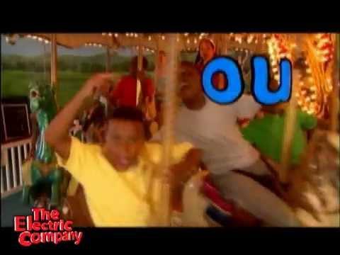 THE ELECTRIC COMPANY: Sound Carnival: 'OU'