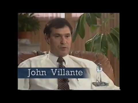 1995 Ethnic Business Awards Finalist – Manufacturing Category – John Villante – Villante Industries