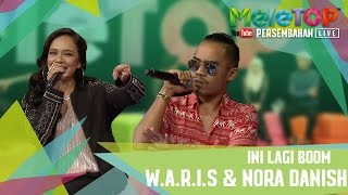 Video Ini Lagi Boom - Nora Danish & W.A.R.I.S - Persembahan LIVE MeleTOP Episod 226 [28.2.2017] download in MP3, 3GP, MP4, WEBM, AVI, FLV January 2017