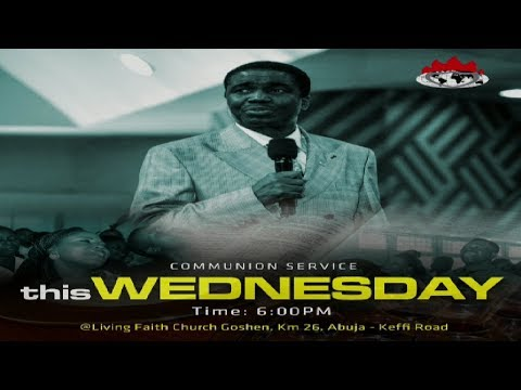 MIDWEEK COMMUNION SERVICE - OCTOBER 31, 2018