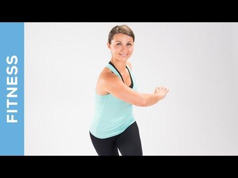 Mega Fatburner Workout für Anfänger  - Fett weg Training zuhause - Fit mit Anna - HD